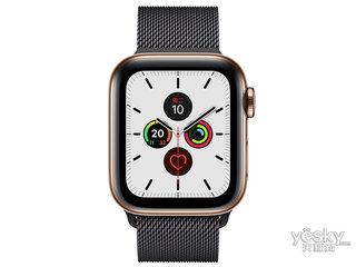 �O果Watch Series 5(GPS+蜂�C�W�j/不�P�表��/米�m尼斯表��/44mm)