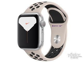苹果Watch Nike Series 5(GPS+蜂窝网络/铝金属表壳/Nike运动表带/44mm)