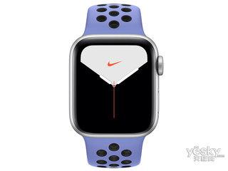 苹果Watch Nike Series 5(GPS/铝金属表壳/Nike运动表带/40mm)