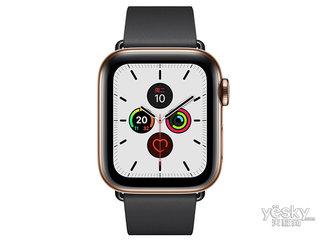 苹果Watch Series 5(GPS+蜂窝网络/不锈钢表壳/现代风扣式表带/40mm)