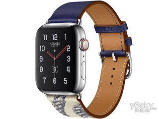 苹果Watch Hermes Series 5(GPS+蜂窝网络/不锈钢表壳/Single Tour表带/40mm)
