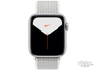 �O果Watch Nike Series 5(GPS/�X金�俦��/Nike回�h式�\�颖��/44mm)
