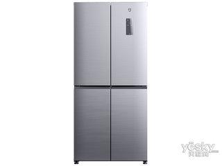 小米米家风冷十字四门冰箱 486L