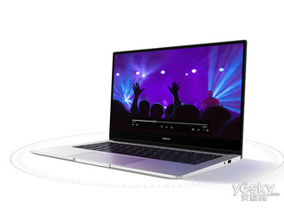 华为MateBook D 14锐龙版(R7 4700U/16GB/512GB/集显)