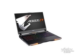 技嘉Aorus 17(i7 9750H/16G/512GB/RTX2070)