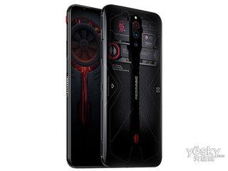 努比亚红魔5G游戏手机(氘锋透明版/16GB/256GB/5G版)