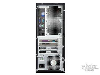 戴尔成铭 3988(i5 9500/4GB/256GB+1TB/集显/DVDRW/23.8LCD)