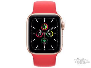 苹果Watch SE(40mm/金色铝金属表壳/单圈表带/GPS)