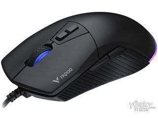 雷柏V360模块化幻彩RGB游戏鼠标