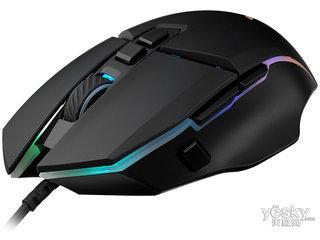 雷柏V300幻彩RGB游戏鼠标