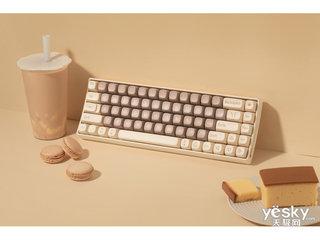 洛斐小翘69三模机械键盘