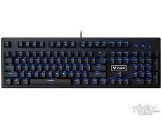 雷柏V510合金版防水背光游戏机械键盘