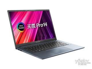 华硕无畏Pro 14酷睿版(i5 11300H/16GB/512GB/集显)