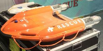 CES2019:云洲救援与娱乐水面机器人