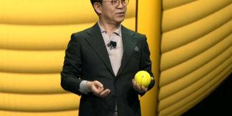 CES2020:三星发布AI机器人Ballie