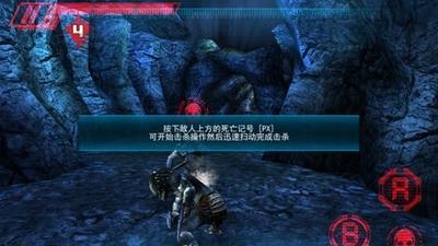 异形大战铁血战士:进化