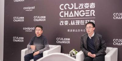 群访酷派刘江峰:明年目标扭亏为盈