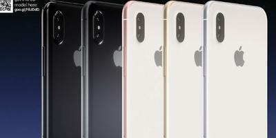 iPhone 8官方名称可能在它们中选择