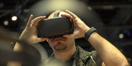 VR本周说:VR头显年度收入增长16%