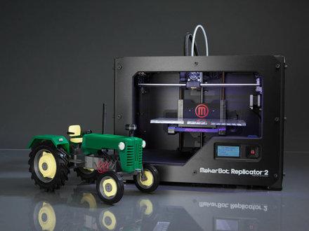工业或将成3D打印主战场 2017年3D打印预测