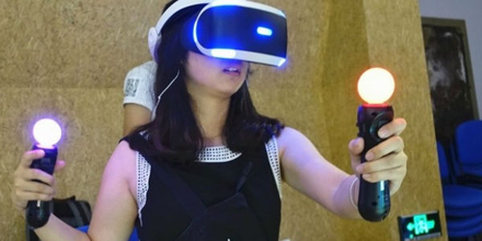 索尼自己都惊讶了 PS VR竟如此火爆