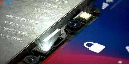 IphoneX发布!奥比中光也可提供3D深度摄像头