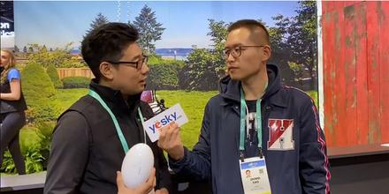臻迪高层谈新品PowerEgg X:多功能集于一身 拓宽用户使用场景