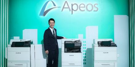 富士胶片商业创新推出Apeos多功能机