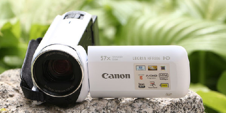让拍摄画面充满童趣 佳能HF R806评测