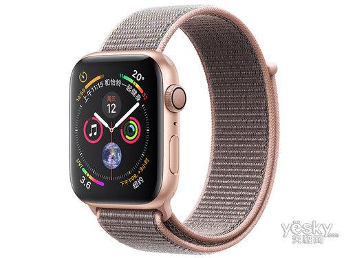 苹果Watch Series 4(40mm表盘/铝金属表壳/GPS)
