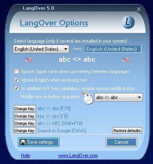 LangOver
