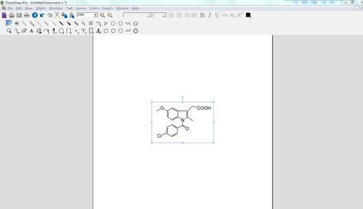 化学结构式绘图编辑软件