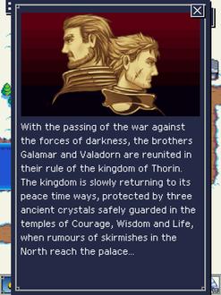 古老帝国反击
