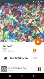 �ȸ����ֲ�����(Google Play Music)