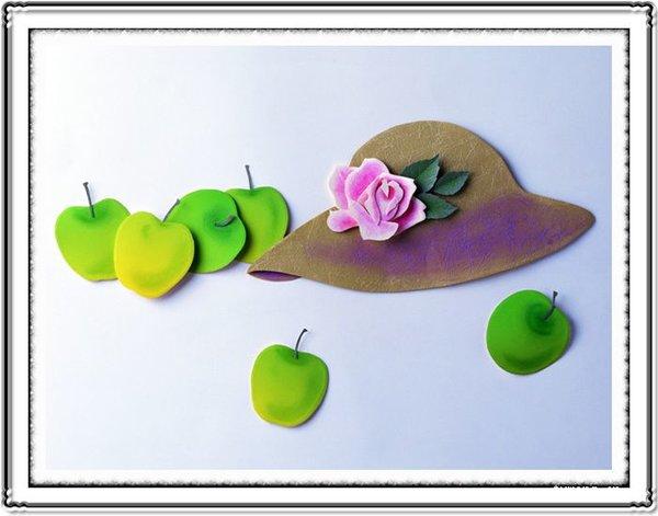 时尚手工作品欣赏:精致的纸雕艺术