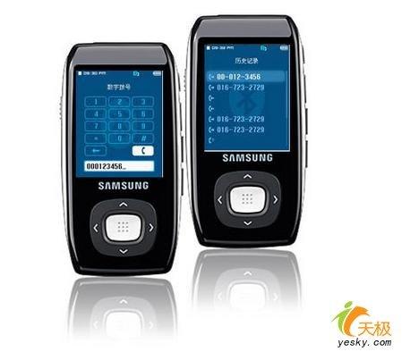 来接打电话,无线文件传输,自定义桌面背景以及一款全新的flash游戏.