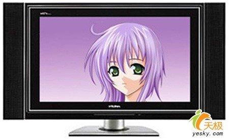 国产低价王 厦华42英寸液晶电视仅8500
