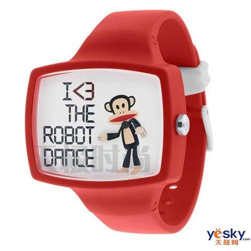 大嘴猴怪趣手表 时尚潮人必备的流行单品