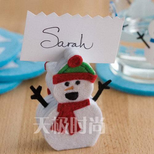 圣诞家居小饰品可爱登场