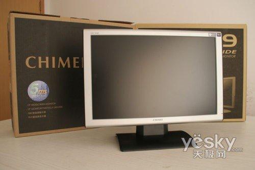 奇美19英寸宽屏液晶显示器cmv 938a图赏