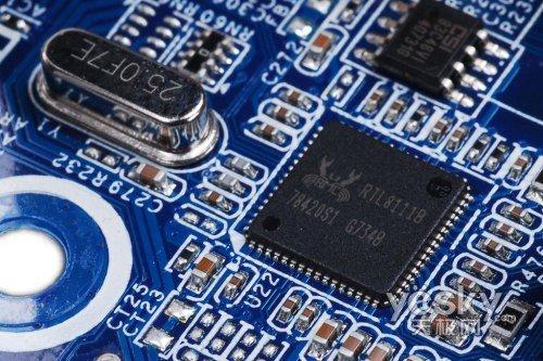realtek rtl8111b控制芯片