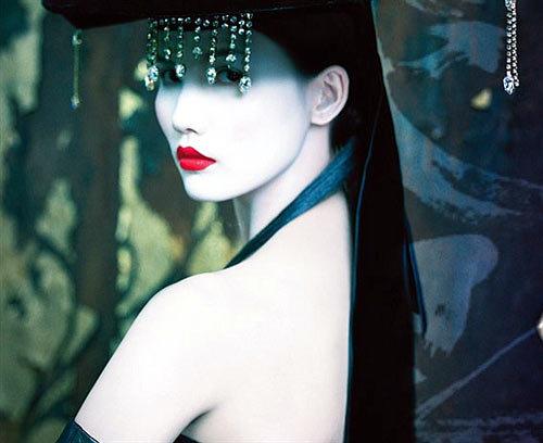 pirelli 2008年月历 红唇白面奢华明星