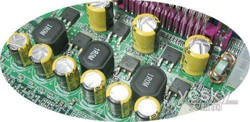 日系电解电容的主要大厂为chemi-con,nichicon,rubycon,matsishita