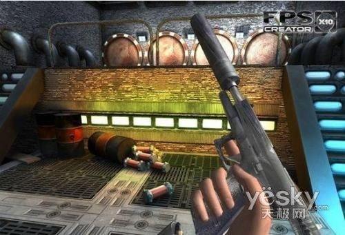 弹无虚发 zalman fg1000打造鼠标射击王牌