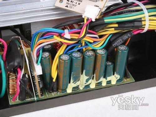 长城巨龙双动力800SP电源低通滤波电路-品质之选 长城BTX 800SP服