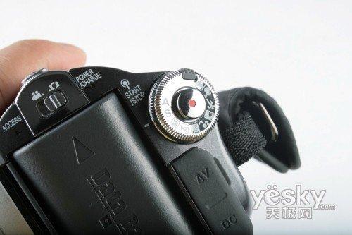 精巧时尚 jvc硬盘数码摄像机mg530详细评测