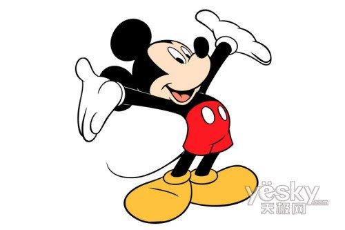 永远充满欢乐的米老鼠