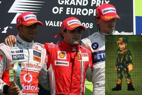 赛车手们图片
