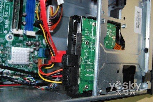 细节设计彰显实力 惠普dx7408网吧电脑测试