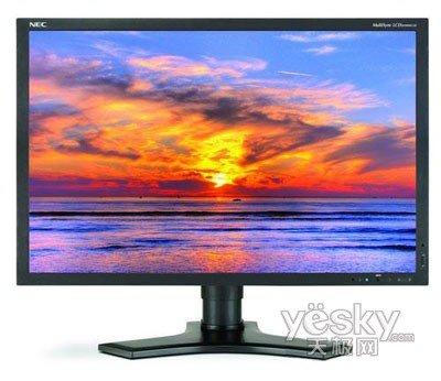 8%的rgb色彩 nec发布新专用绘图显示器